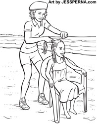 Children S Coloring Pages Book Illustrator For Hire